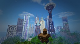 Diamond Society SMP Season 1 Map Minecraft