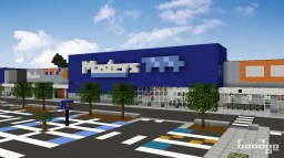 Masters Home Improvement in Braybrook, Victoria [Pop Reel] Minecraft Map & Project