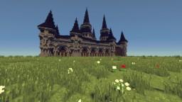 Fantasy castle Minecraft