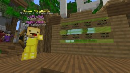 CubeCraft Skywars Lobby [Download] Minecraft Map & Project