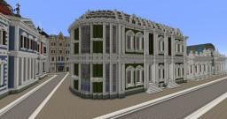 DeWitt Co. Laboratories (SanaCraft) Minecraft Map & Project