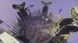 Hub 'Sky City 14' Minecraft Map & Project