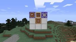 Elytra Jetpacks V 1.1 Minecraft Map & Project