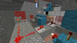 Redstone Bunker Minecraft Map & Project