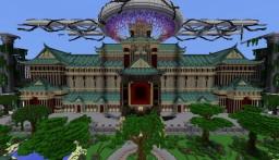 Jade Palace Minecraft