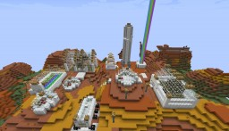Mision To Mars NASA Minecraft Map & Project