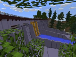 DAM Minecraft Map & Project