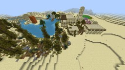 Ancient Egyptian Town Minecraft Project
