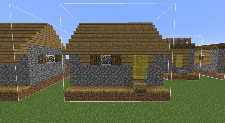 how to use a structure block in minecraft