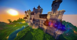 BEWTI Castle 1 Minecraft Map & Project