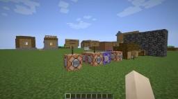 Redstone Map - Minecraft 1.11 (MAGYAR, ENGLISH)