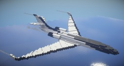 plane project IXION Minecraft Map & Project
