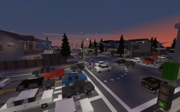 Welcome To Sweetwater. Minecraft Project