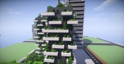 Vertical Forest Apartment Building