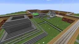 Rich Household Minecraft Map & Project