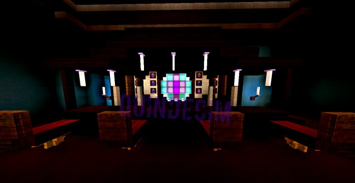 Death Parade Quindecim Suite Minecraft Map