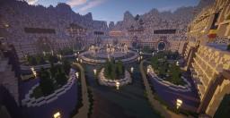 Lobby Spawn Minecraft Map & Project