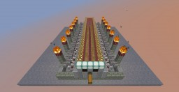 Automatic sugarcane farm 1.11 Minecraft Map & Project