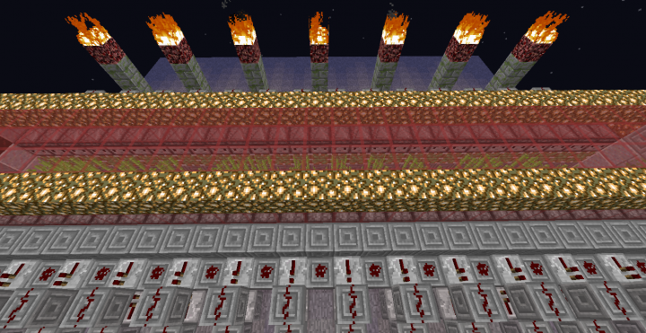 how to make an automatic sugarcane farm in minecraft