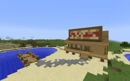 Ye Ol' Fishery Minecraft Project