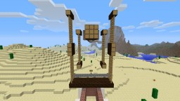 A Smart Moving Parkour map Minecraft Map & Project
