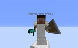 Who Are You? Minecraft Project