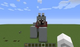 Burning Sparky Minecraft Map & Project