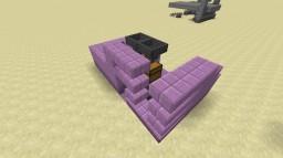 Redstone| Machine Gun Minecraft Map & Project