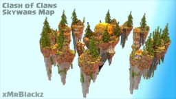 Clash of Clans - SkyWars Map Minecraft Map & Project