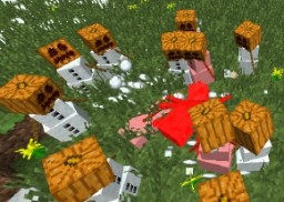 the life through a snow Golem's  Eyes. ( snow Golem's are pets not killers Minecraft Blog