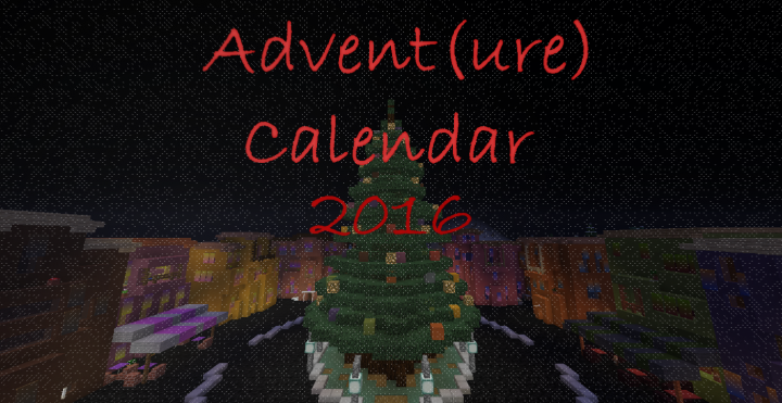 Christmas Calendar Minecraft Download : Advent ure calendar christmas adventure map