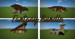 Fantasy Bundle [Level 25 Special] Minecraft Project