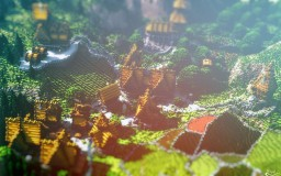 Buttecourte By MrBatou, Skrill and Hydroxys Minecraft Project