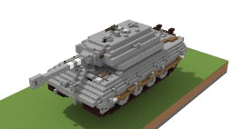 E-100 (4:1) Minecraft Project