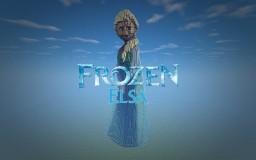 ❅ Elsa | Frozen ❅ Minecraft Map & Project