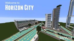 Horizon City Minecraft Map & Project