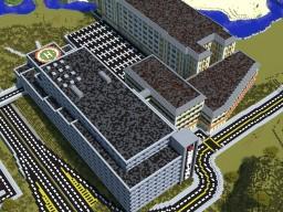 MineCity Hospital | Matt's MineCity Minecraft Project