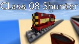 BR Class 08 Shunter Minecraft Project