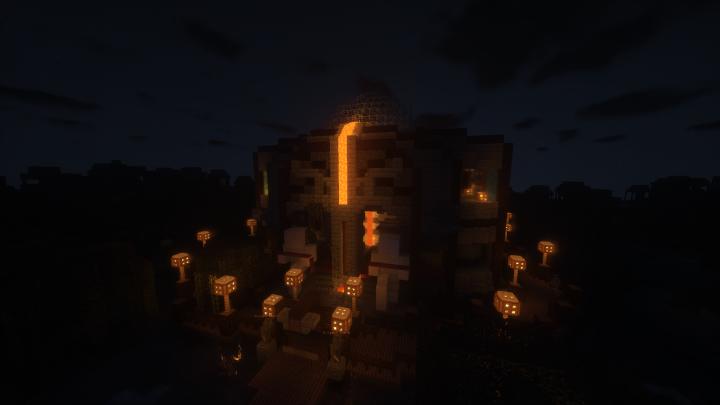 Hazecraft Dungeons Spawn