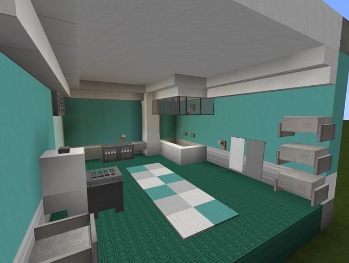 Bathroom Designs Minecraft 3 modern bathroom designs minecraft project