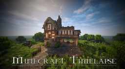 Medieval Forge #WeAreConquest (Timelapse + Download) Minecraft Map & Project