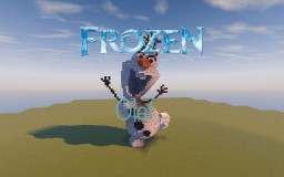 ❄ Olaf | Frozen ❄ Minecraft Map & Project