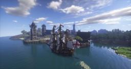 Schwarzenfels - Medieval City Minecraft Map & Project