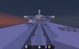 Oil Tanker Superstructure Conversion Minecraft Map & Project
