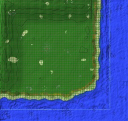 Ancient Troy in Minecraft World (Made with WorldPainter) Minecraft Map & Project