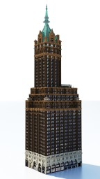 The Sherry Netherland - New York Minecraft Map & Project