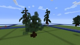 Biome tree pack- Taiga Minecraft Map & Project
