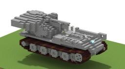 Waffenträger E-100 (4:1) Minecraft