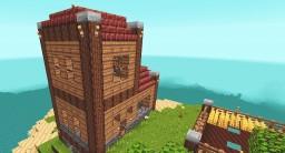 Windy - Island Dwelling Minecraft Map & Project
