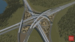CA-50 & I205 Interchange | OR Minecraft